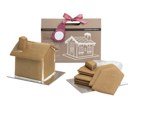 Gingerbread House Kit 600g-Folk-Bristle by Melissa Simmonds