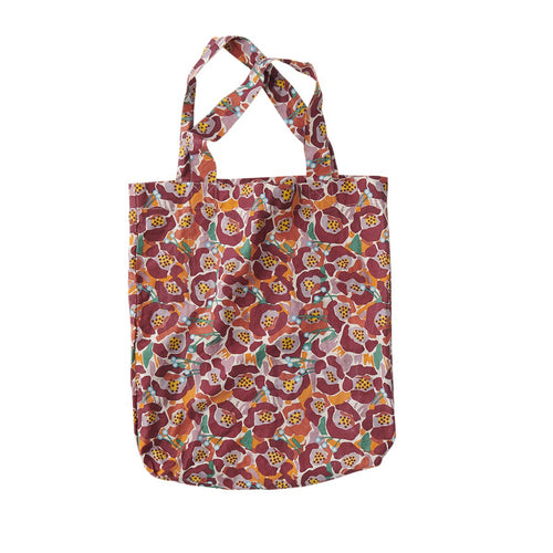 Betty Floral Print Tote