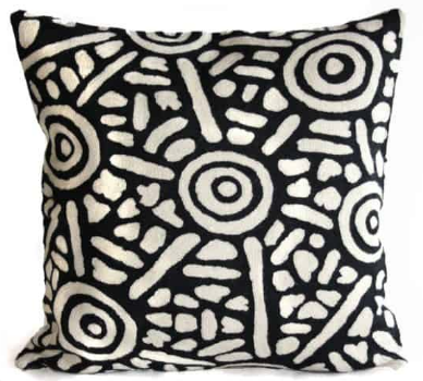 Cushion Cover Wool 40cm