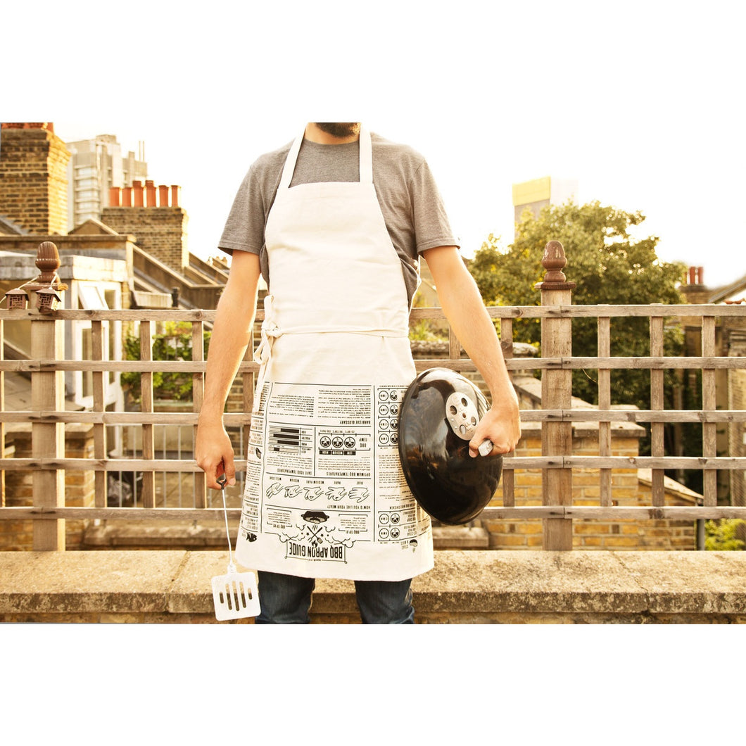 Suck UK BBQ Apron-Not specified-Bristle by Melissa Simmonds