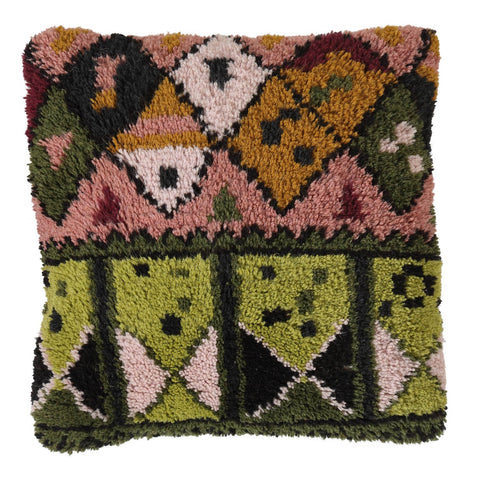 Nomad Shag Cushion