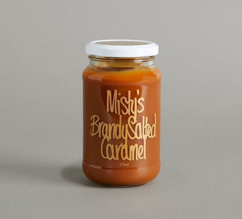 Misty's Brandy Salted Caramel