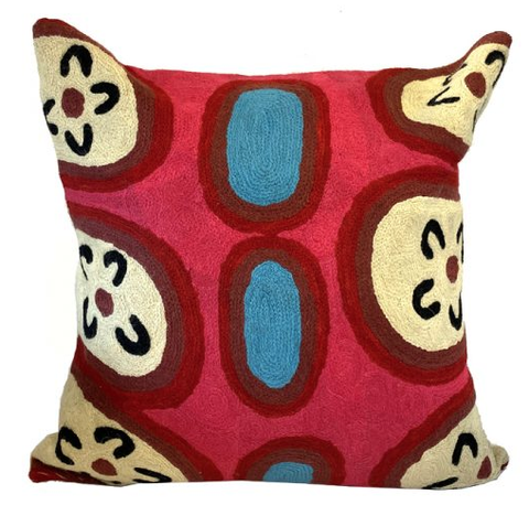 Cushion Cover Wool 40cm #3