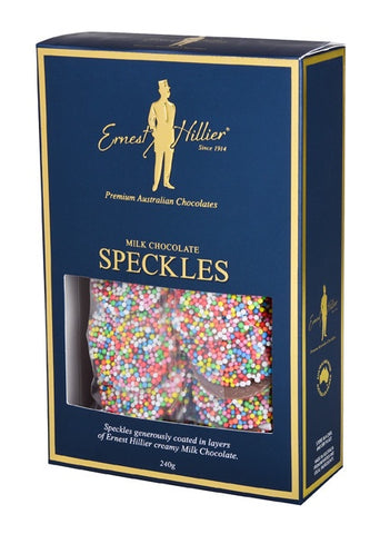 Milk Chocolate Speckles