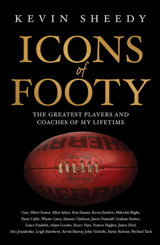 Icons of footy