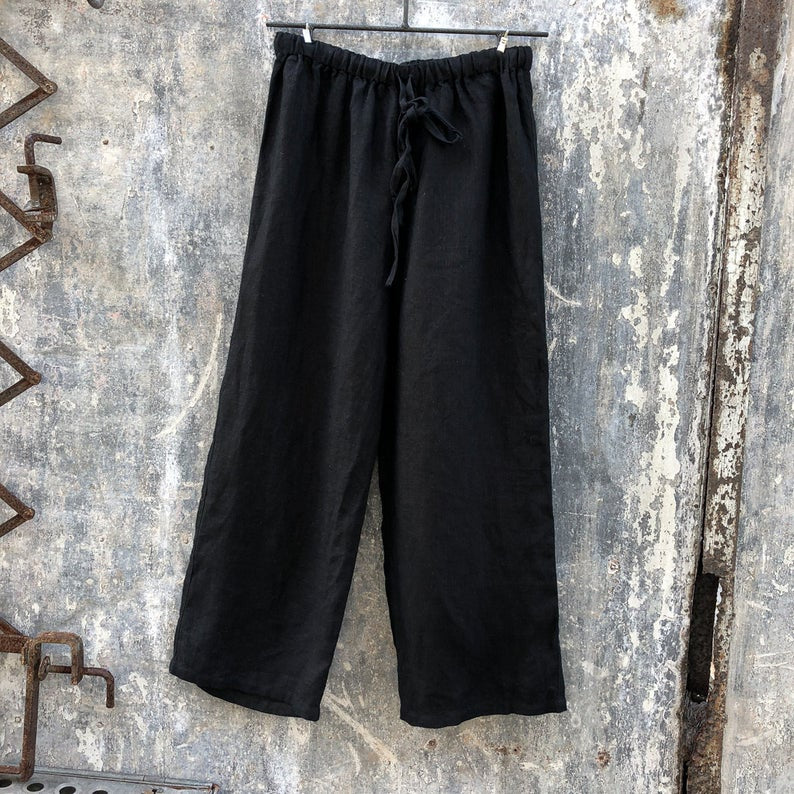 Lounge Pants Black