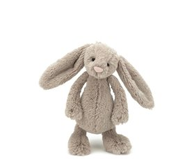 Bashful Bunny Small Beige