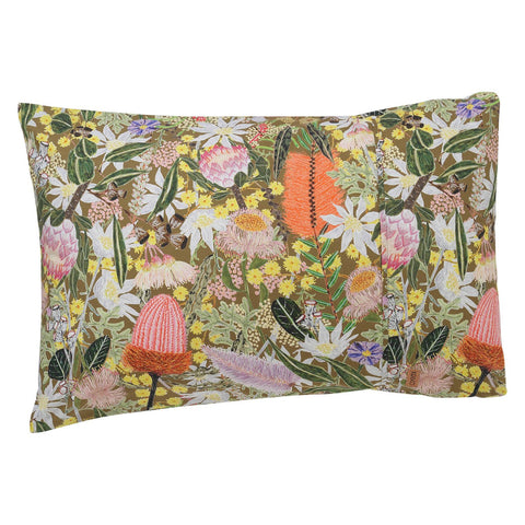 Native Plantation Pillowcase Set (2)
