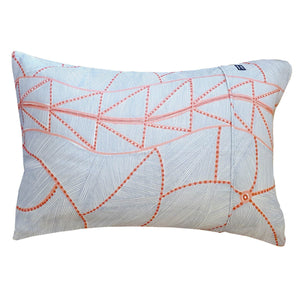 KUNKURRA LINEN 2P PILLOWCASE SET-Kip & Co-Bristle by Melissa Simmonds