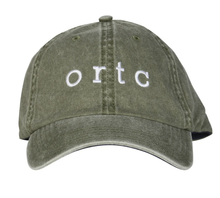 Load image into Gallery viewer, Ortc Man Original Cap - Olive-Ortc Man-Bristle by Melissa Simmonds