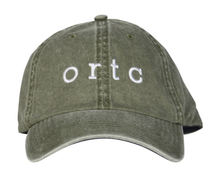Ortc Man Original Cap - Olive-Ortc Man-Bristle by Melissa Simmonds