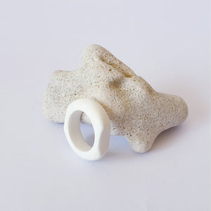 NIM Ring-Viviano-Bristle by Melissa Simmonds