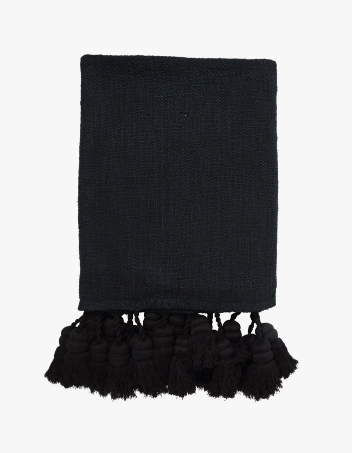 Phantom Kip and Co Tassel Throw