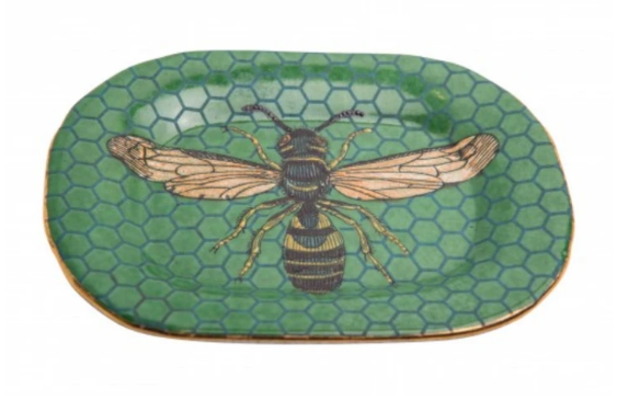 Jardiner Bee Savon Dish-Creatively Active Minds-Bristle by Melissa Simmonds