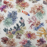 Great Barrier Reef Cotton Fitted Sheet
