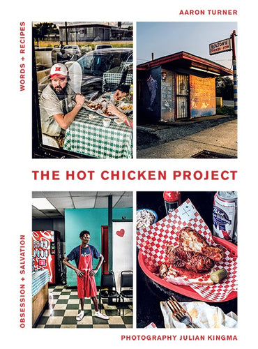 The Hot Chicken Project-Hardie Grant-Bristle by Melissa Simmonds