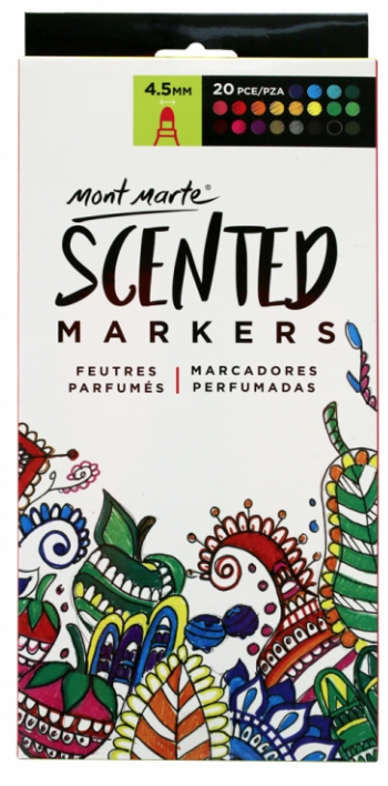 Scented Markers 20pce