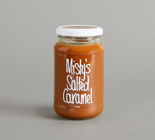 Misty's Salted Caramel - Original-Misty's Salted Caramel Pty Ltd-Bristle by Melissa Simmonds