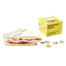 Load image into Gallery viewer, Little Puzzle Birthday Cake-Areaware-Bristle by Melissa Simmonds
