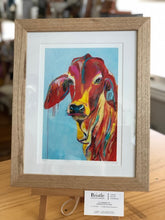 Load image into Gallery viewer, Brahman Girl-Melissa Simmonds-Bristle by Melissa Simmonds