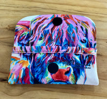 Load image into Gallery viewer, Velour Glasses Case - Hamish