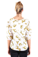 Load image into Gallery viewer, In the Jungle Seer Blouse