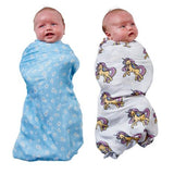 Nap Wrap - Baby Muslin Swaddles