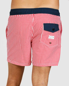 Ortc Man Manly Shorts-Ortc Man-Bristle by Melissa Simmonds