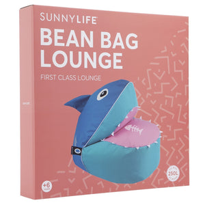 Shark Bean Bag Lounge-Sunnylife-Bristle by Melissa Simmonds