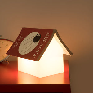 Bookrest Lamp-Suck UK-Bristle by Melissa Simmonds