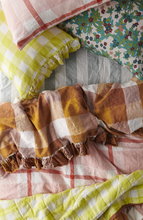 Load image into Gallery viewer, Lemoncello Pillow Case Set-Society of Wanderers-Bristle by Melissa Simmonds