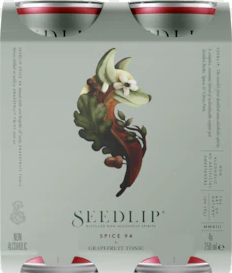 SEEDLIP SPICE 94 & GRAPEFRUIT TONIC
