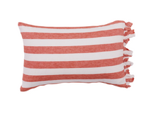 Load image into Gallery viewer, Cherry Stripe Pillowcase Sets