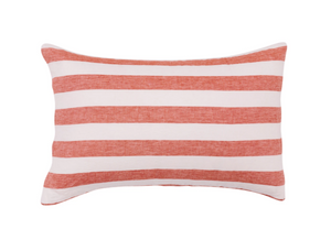 Cherry Stripe Pillowcase Sets