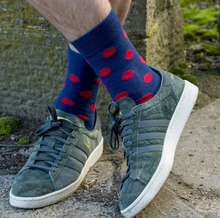 Load image into Gallery viewer, Ortc Socks-Ortc Man-Bristle by Melissa Simmonds
