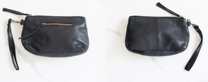 Small Essential Pouch Black