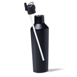 Corkcicle Sports Straw and Cap