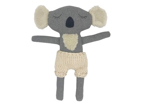 Fergus Koala-And The Little Dog Laughed-Bristle by Melissa Simmonds