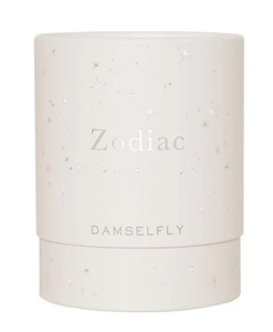 Zodiac Candle-Damselfly-Bristle by Melissa Simmonds