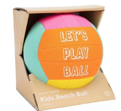 Kids Beach Ball Malibu