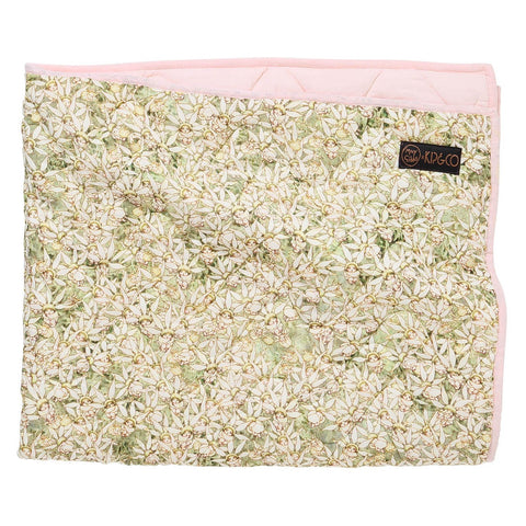 May Gibbs x Kip & Co The Petals Quilted Bedspread Comforter