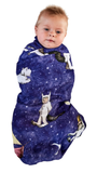 MAX NIGHT SKY BABY SWADDLE