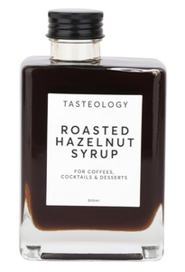 Tasteology Roasted Hazelnut Syrup-Tasteology-Bristle by Melissa Simmonds