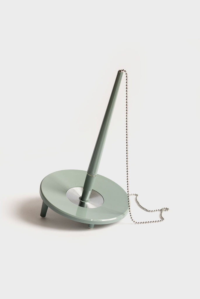 Ballograf - Desk Set - Dusty Green