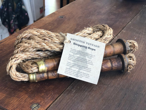Genuine Vintage - Skipping Rope