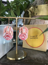 Load image into Gallery viewer, Large Porcelain Earrings - Carnival-House of Marcella-Bristle by Melissa Simmonds