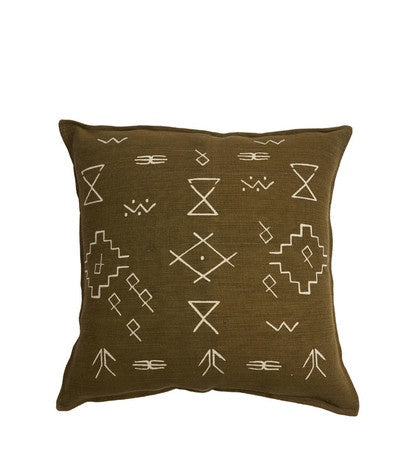 Day Walker Cushion (forest/natural)