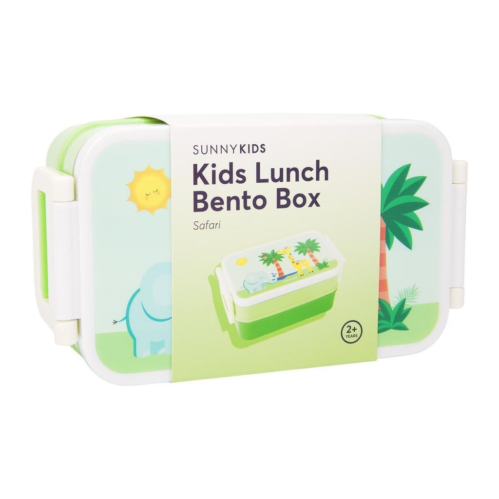 Kids Bento Box Safari