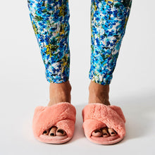 Load image into Gallery viewer, BLUSH PINK ADULT SLIPPERS-Kip & Co-Bristle by Melissa Simmonds