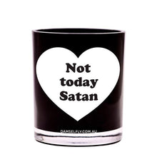 Load image into Gallery viewer, Not Today Satan - Candle